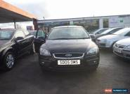 2005 FORD FOCUS 1.6 Zetec 5dr [Climate Pack] for Sale